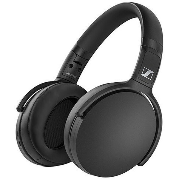 Sennheiser HD 350BT sluchátka černá