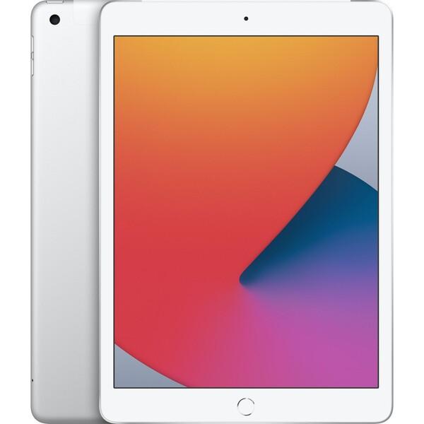 """Apple iPad 10,2"""" 32GB Wi-Fi + Cellular stříbrný (2020)"""