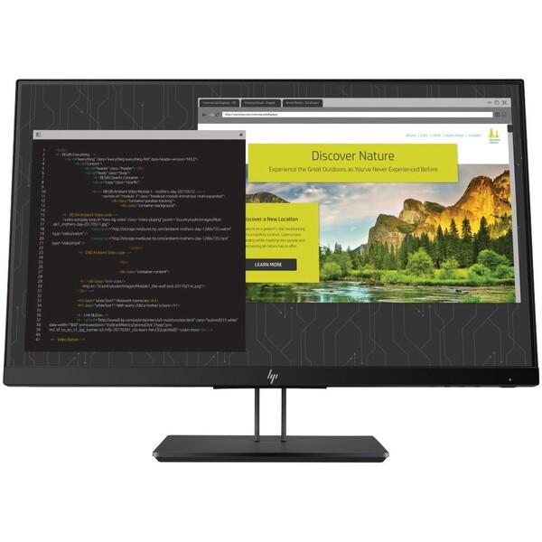 "HP Z24nf G2 monitor 23,8"""