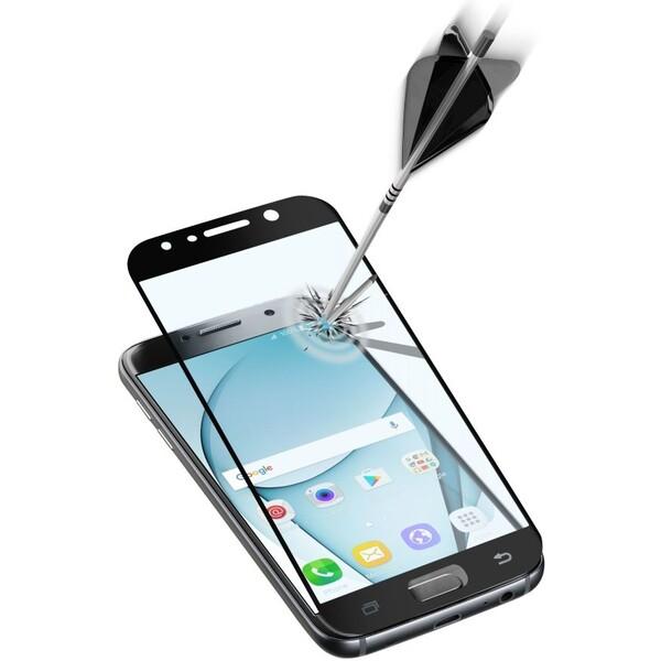 Cellularline CAPSULE pro pro Samsung Galaxy A7 , TEMPGCAPGALA717K Černá