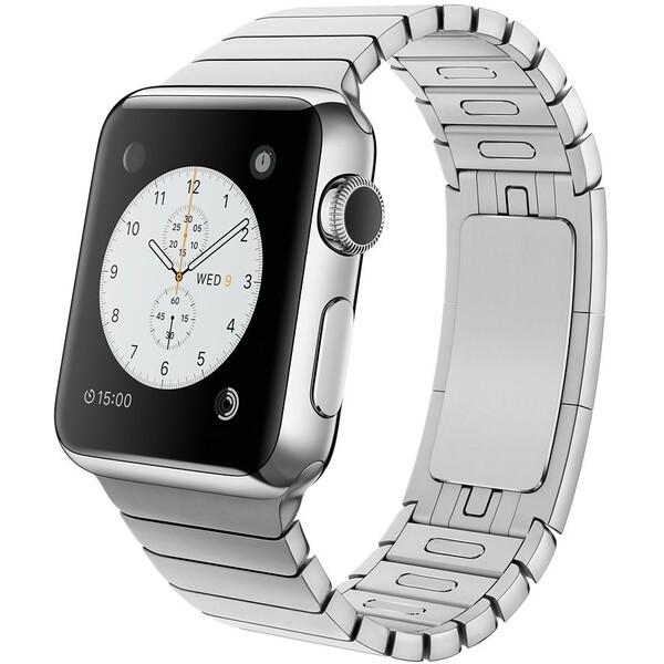 Apple Watch 38mm Stříbrná