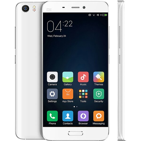 Xiaomi Mi5 64GB Dual SIM LTE bílý