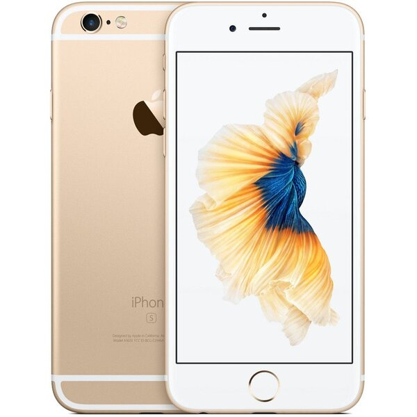 Apple iPhone 6s, 128GB Zlatá