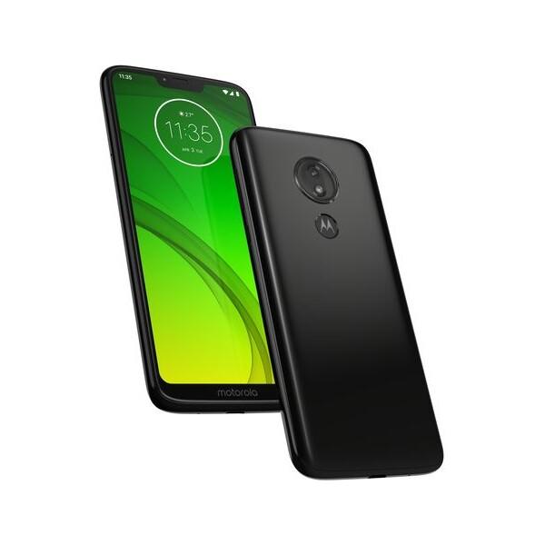 Motorola Moto G7 Power Černá