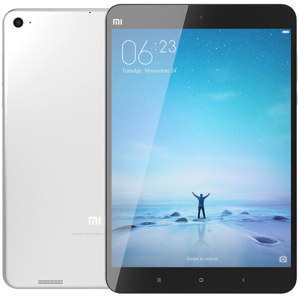 Xiaomi MiPad 2 64GB šedý